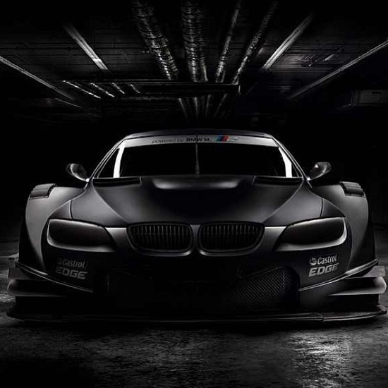 Absence of lighting, BMW Works car