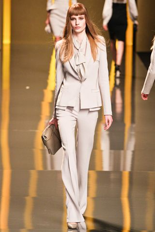 perfect for an office girl fall 2012 ready-to-wear  Elie Saab