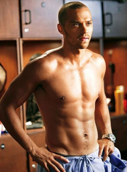 Jesse Williams a.k.a. Dr, Avery on Grey's Anatomy