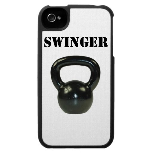Swinger iPhone 4 Case