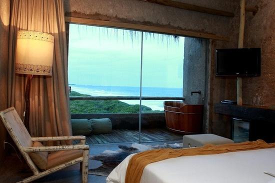 Eco-chic Kenoa Resort North East Brazil