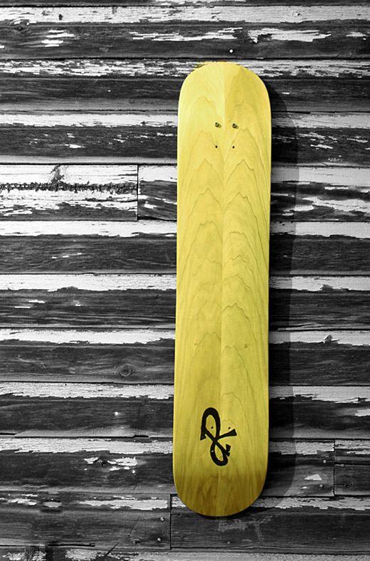 Damascus Rd Mt... gorgeous hardwood, handmade longboards!