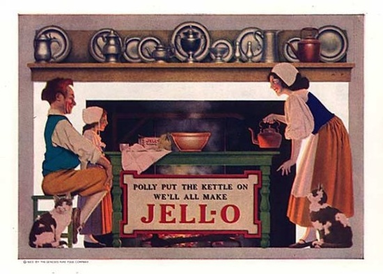 Jello II Maxfield Parrish