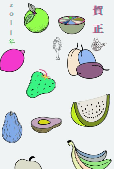 #japanese #graphics #design