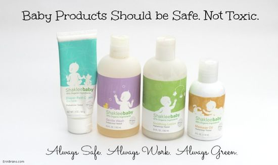 How to get Healthy baby products that aren't toxic!