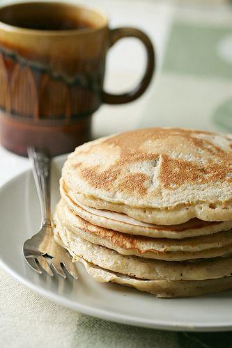 Banana Pancakes: A good idea!