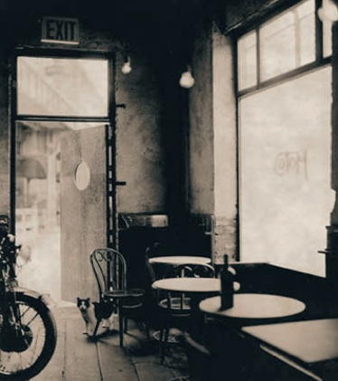 another cafe interior