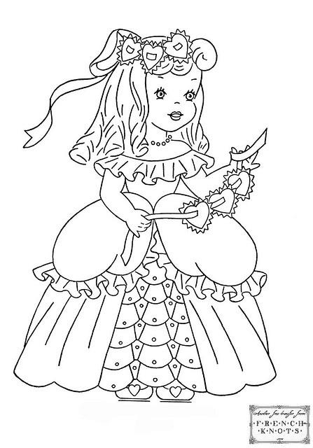 Valentine Maiden by