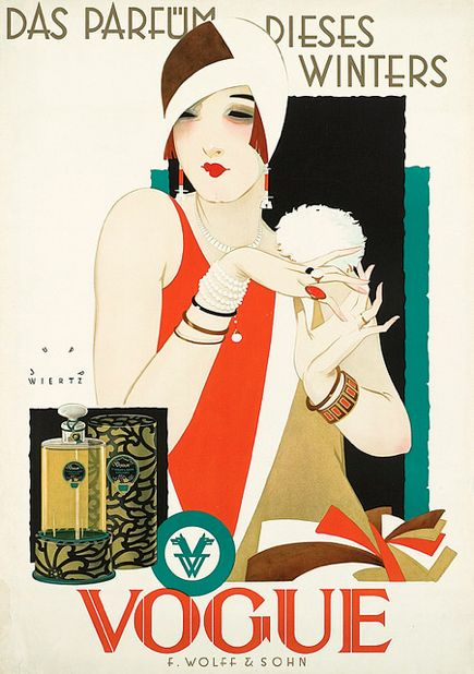 1920's Vogue