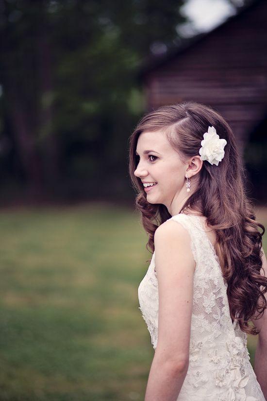Tessa Kim hair piece (Revival Photography)