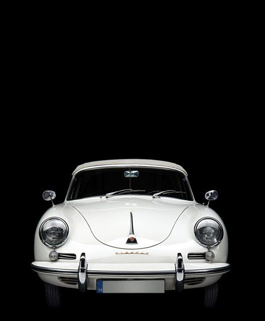 — 1961 Porsche 356B 1600 Super 90 Coupe
