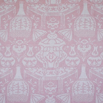 David Hicks' The Vase in an awesome new pink hue.