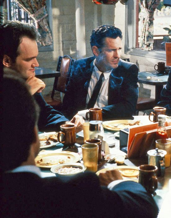 Reservoir Dogs - in my top 10 of all time!