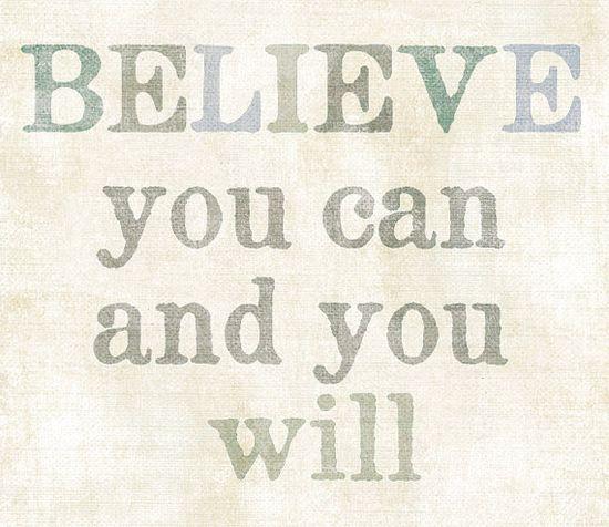 #quote #believe