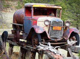 Really Old Car