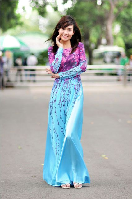 Custom made ao dai and other Vietnamese women's clothing ...