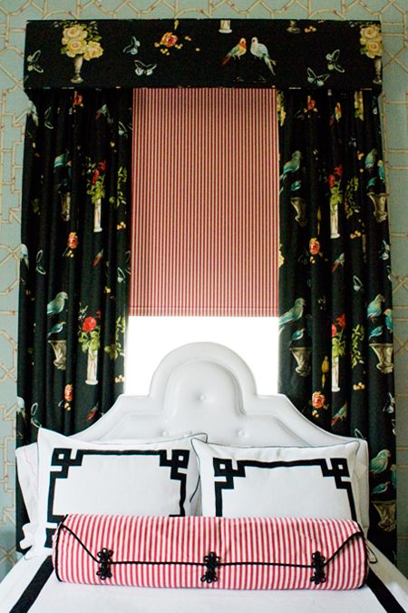 gorgeous curtains from MMR Interiors