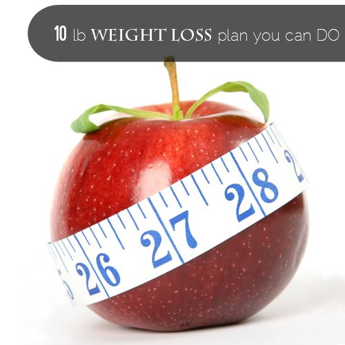 Doable weight loss challenge