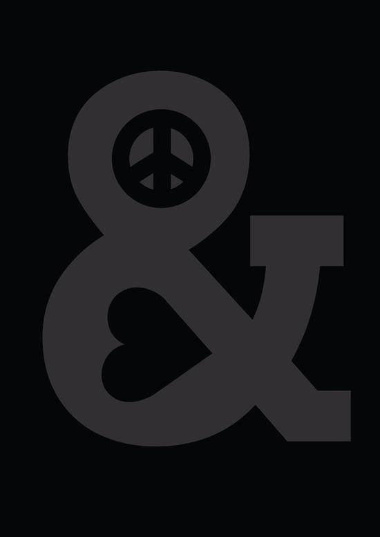 Peace and Love by Budi Satria Kwan