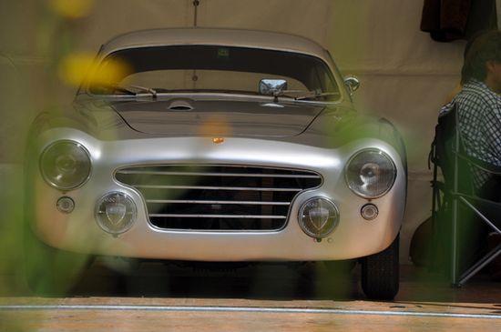 1950-1951 Abarth 205 Berlinetta