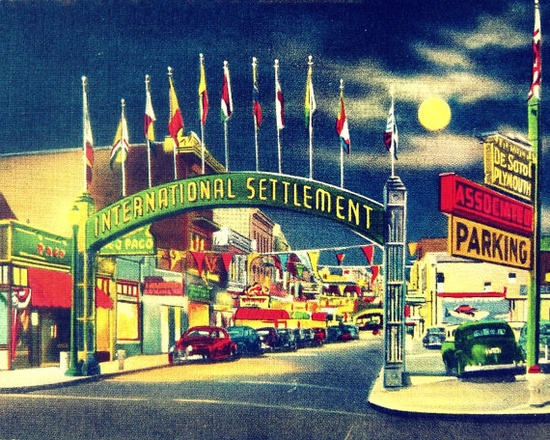 vintage San Francisco photo