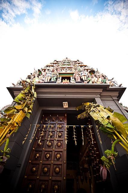 Hindu Temple, Singapore