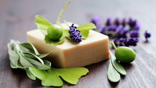 Eco-friendly soap isn't just better for the environment, it's good for your skin and you.