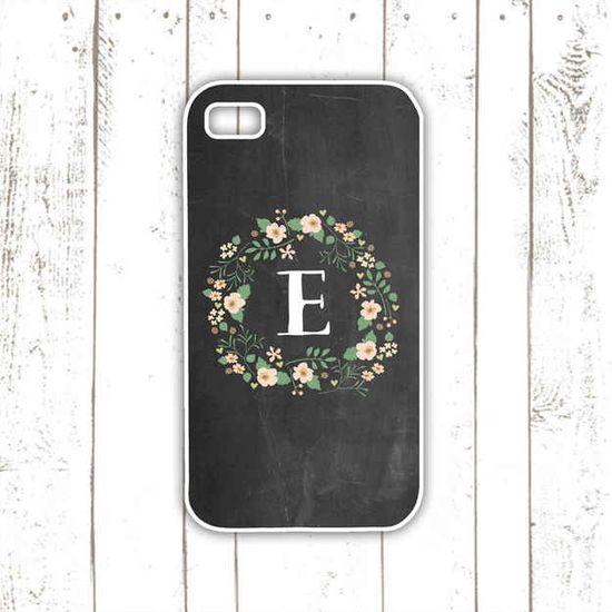 iPhone Cover with Monogram
