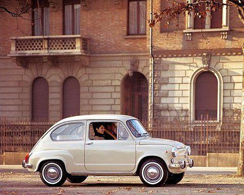 Cute Vintage Car