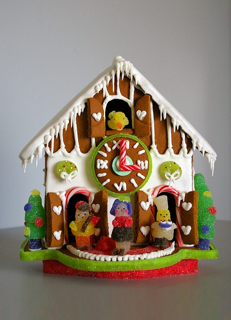 Gingerbread House!!!