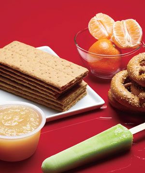 Stock your pantry and fridge with healthy, kid-approved snacks you can feel good about serving.
