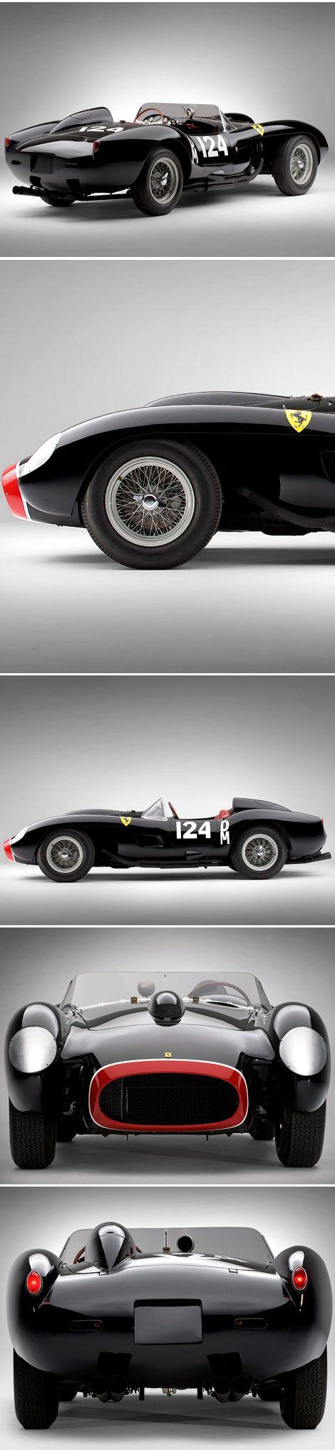 Rare Ferrari 250 TR