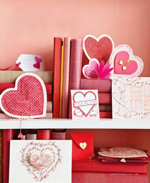 links round-up for anything and everything you could want to DIY this Valentines Day!