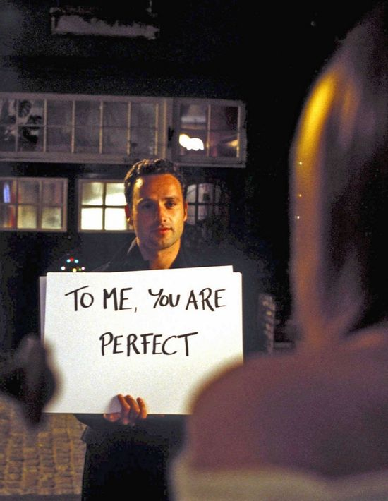 Love Actually - Best part of the film