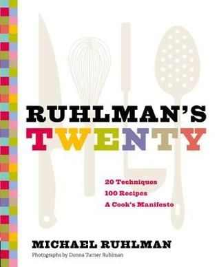 Ruhlman's Twenty: The Ideas and Techniques that Will Make You a Better Cook