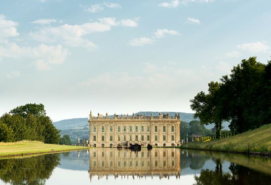 Chatsworth as a location