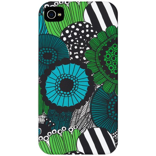 Marimekko iPhone cover is a great gift for your BFF who likes design... and her iPhone.