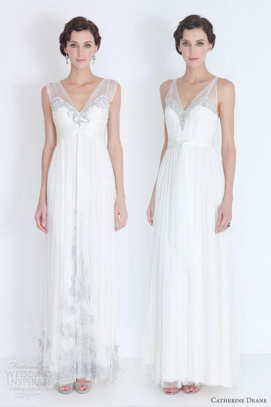Catherine Deane Wedding Dresses 2012