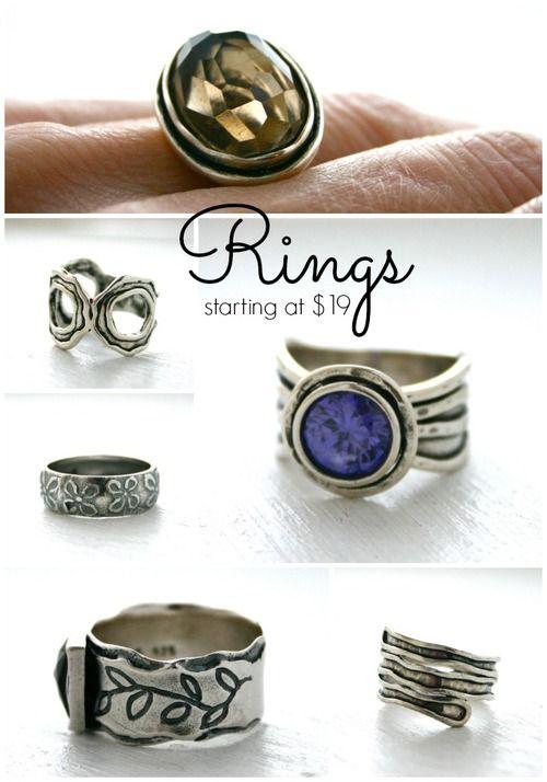 Rings on Ebay
