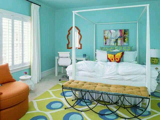 Pretty bedroom design idea 4 your teen~