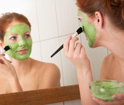 Natural homemade Facial Masks Recipes