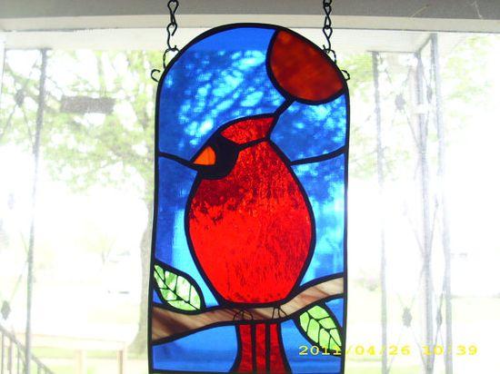 Red cardinal!