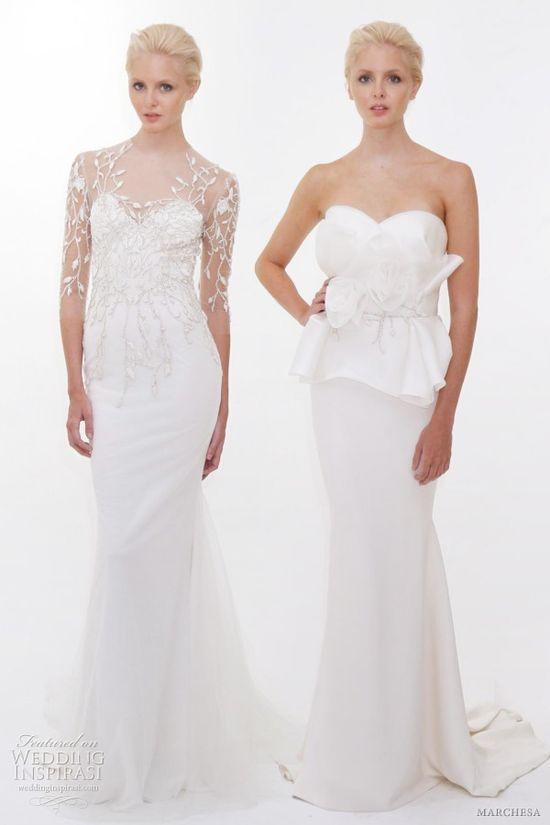 marchesa wedding dresses spring 2012