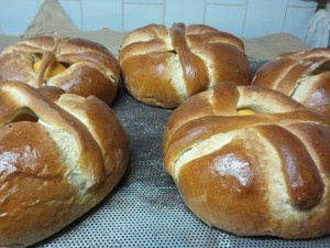 Portuguese Easter Bread recipe...