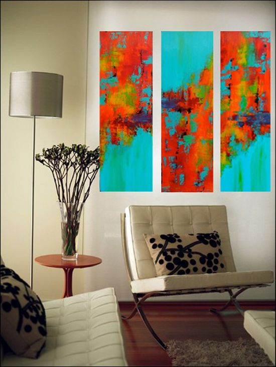 abstract artwork from etsy