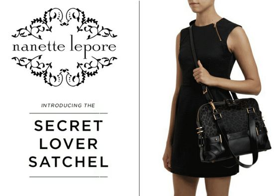 DIY Fashion is giving away this Nanette Lepore bag! Click to enter!