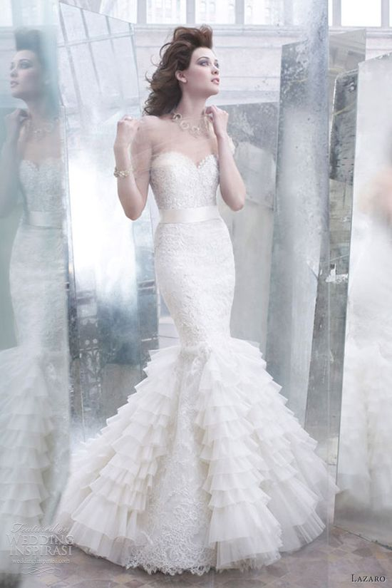 lazaro wedding dresses fall 2012