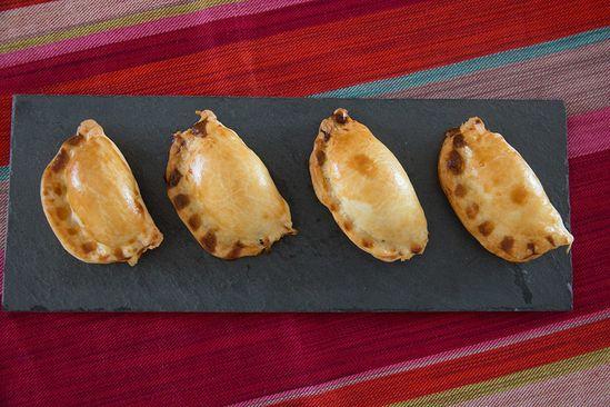 Chaussons de patate douce (pour l'apéro) - Les petits plats de Patchouka