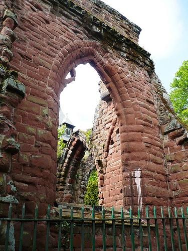 St John's Ruins