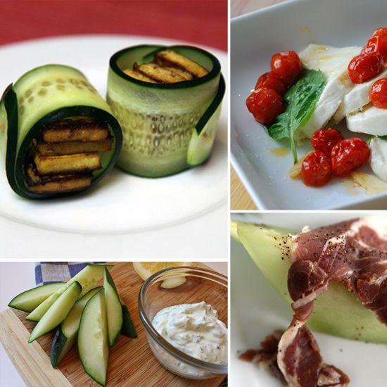No Bread Needed: 15 Low-Carb Snack Ideas